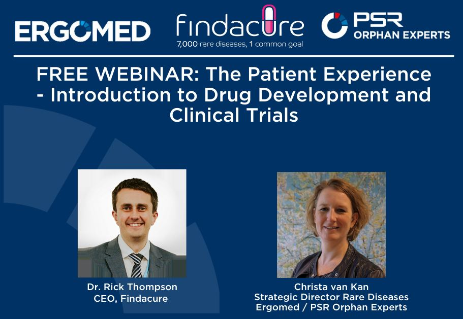 FREE WEBINAR: The Patient Experience – Introduction to Drug Development and Clinical Trials