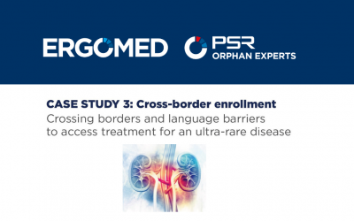 Primary Hyperoxaluria (PH) Case Study: Crossing borders and language barriers to access treatment for an ultra-rare disease
